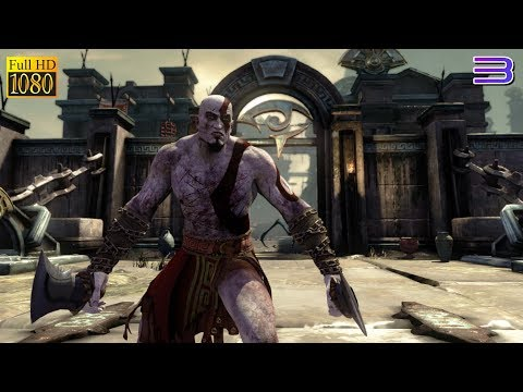 God of War: Ascension and God of War 3 look great on PC with