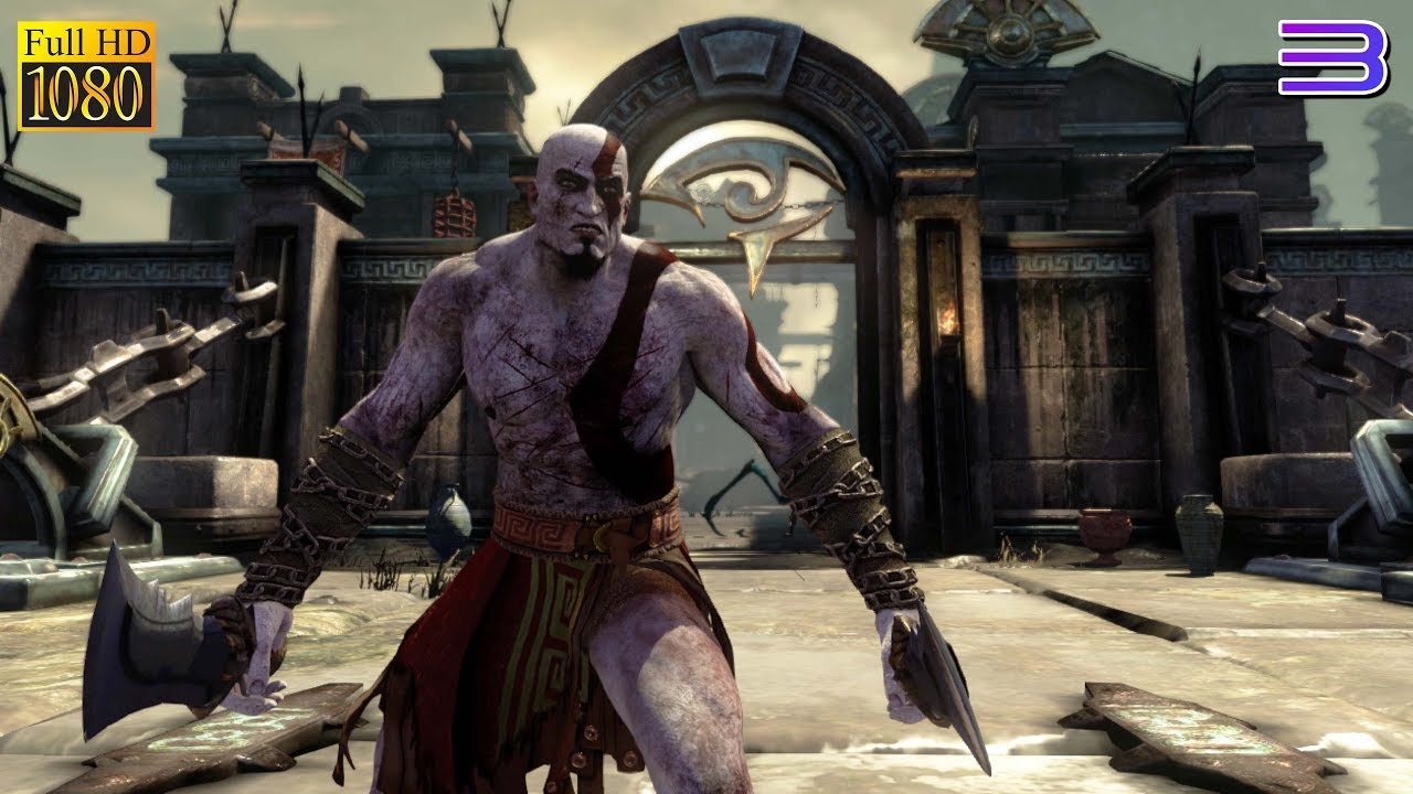 Here are God of War: Ascension and inFAMOUS 2 running on the PC
