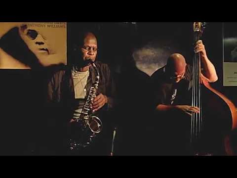 CHARLES GAYLE TRIO plays 'Inprovisation 1' live at Jimmy Glass Jazz Bar 2016