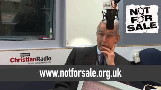 Rt Hon. Frank Field MP // The Church CAN help end slavery #notforsaleuk