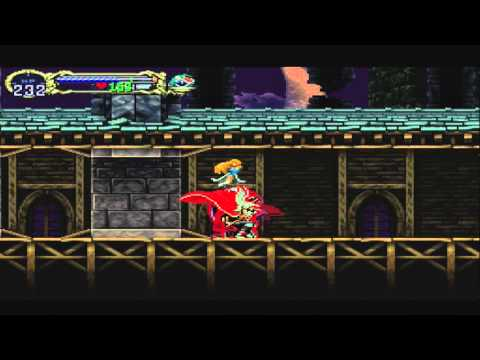 Castlevania SOTN How To Cast Spells Easily On Xbox360