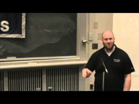 Internet-Service Provider Entrepreneur Delivers Herman Hollerith Lecture