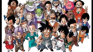 DRAGON BALL se passa no FUTURO!?!