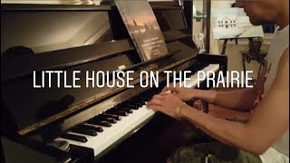 Little House on the Prairie theme song piano cover by Praben