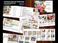 Photoshop - How to create wholesale catalog  using template ID10