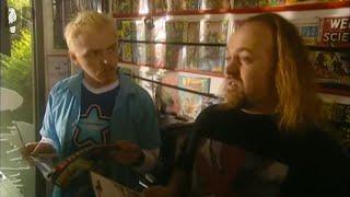 Video Chaos | Spaced | Series 1 Episode 5 | Dead Parrot download MP3, 3GP, MP4, WEBM, AVI, FLV November 2017
