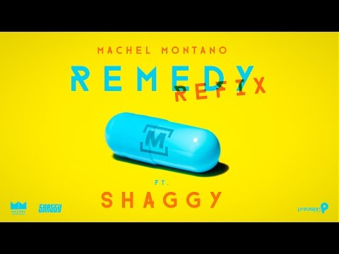 Remedy Refix - Machel Montano ft. Shaggy   Soca 2015   Machel Montano Music