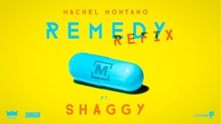 Remedy Refix - Machel Montano ft. Shaggy | Soca 2015 | Machel Montano Music
