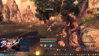 Bajheera - BLADE & SOUL: Saving Bamboo Village! - Blademaster First Look (Part 3)