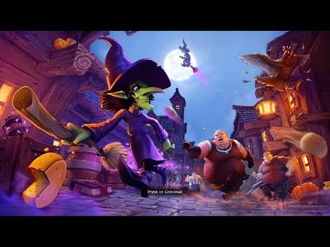 Witch it Game Online: Steam [GAME PLAY] |
