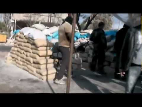 Syrien : Kämpfer für die Freiheit - Reportage 11.02.2012