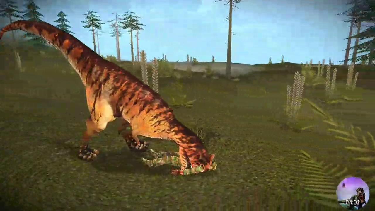 Carnivores Dinosaur Hunter   Hunting Carnotaurus with DB ...