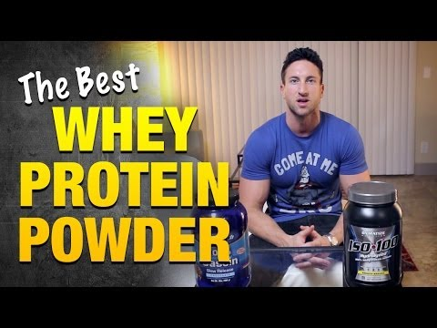 Best Whey Protein Powder: What Is The Highest Quality Whey Protein For Muscle Gain?
