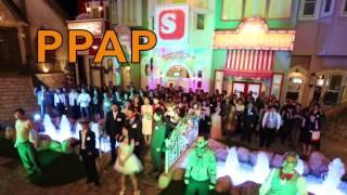 PPAP[SMC]Ver 2016.11.18開催のSMC静岡3周年記念パーティーで115人の余...