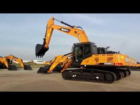 Sany Heavy Industry India Pvt Ltd   Corporate Video   English