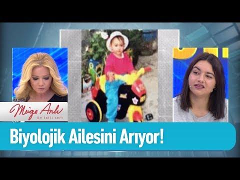 Ayşegül Kirkit biyolojik ailesini arıyor! - Müge Anlı ile Tatlı Sert 25 Mart 2019