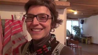 Nelida Weidmann filmis eventon en Ghenevo: Kasta Festo. El SVISRAPORTO