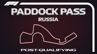 F1 Paddock Pass: Post-Qualifying At The 2019 Russian Grand Prix