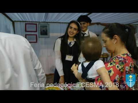 Feria pedagógica CESMA 2018