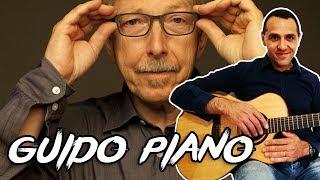 Guido Piano 1a Parte - Fabio Concato - Fingerstyle Guitar