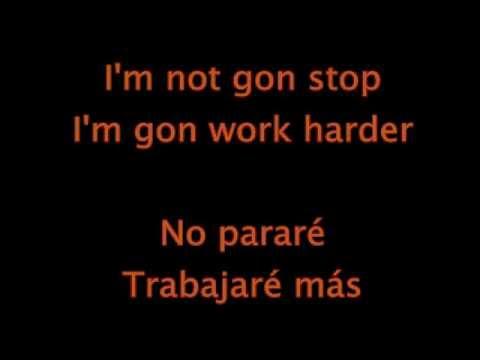 Glee  SurvivorI will survive lyrics & traduccion en español