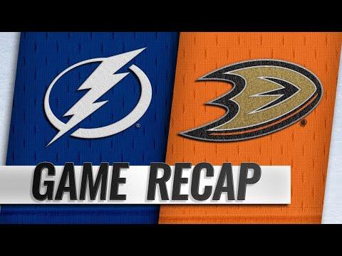 Point scores OT winner in Lightning's 2-1 victory