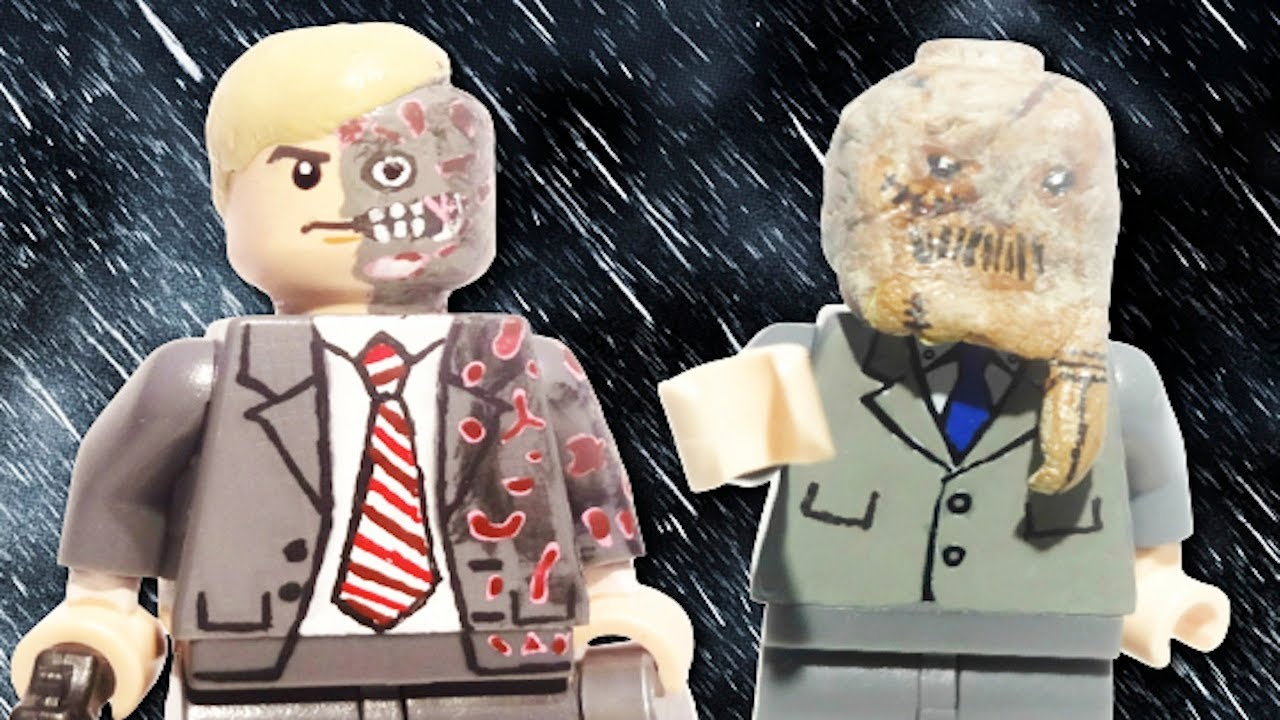 LEGO Batman : The Dark Knight Trilogy | Harvey Dent / Two ...
