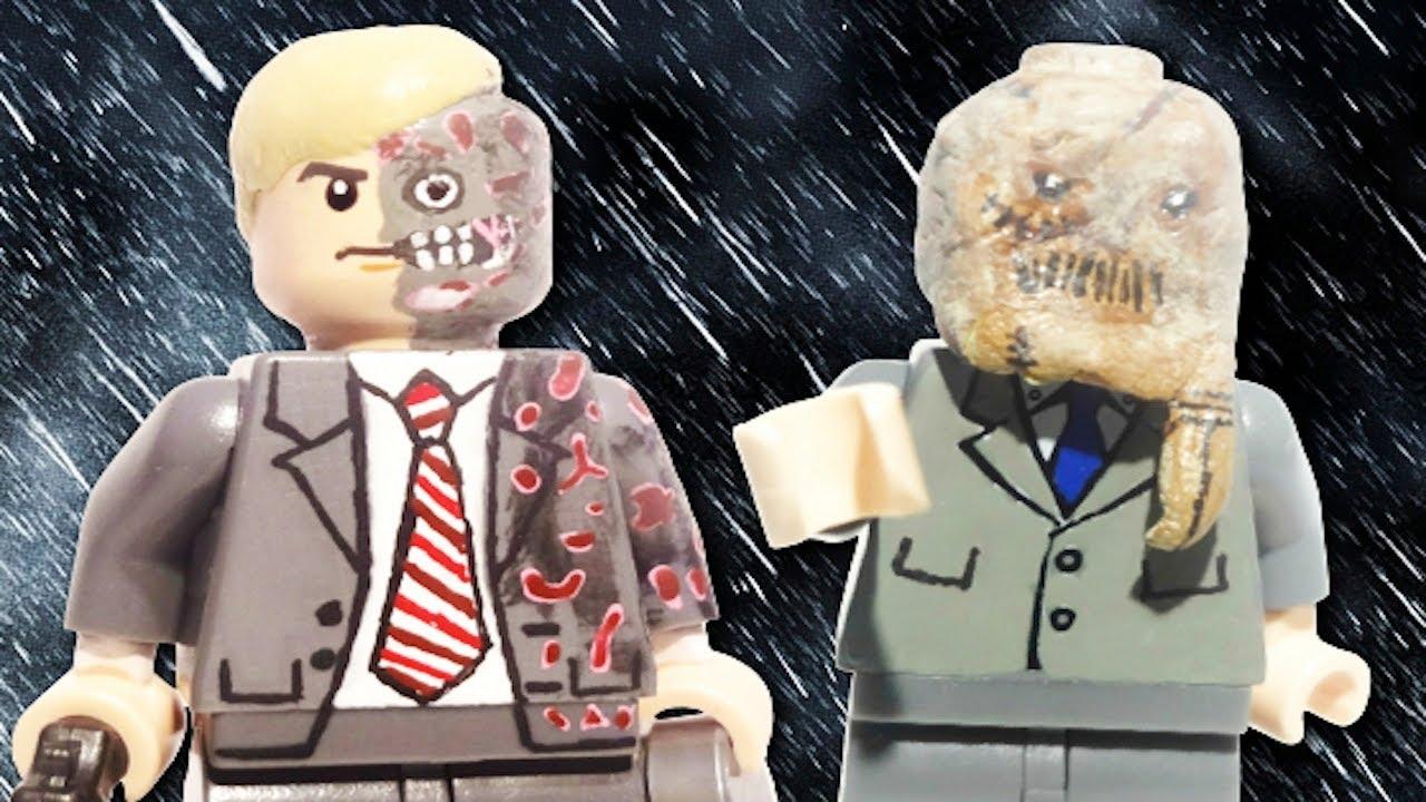 LEGO Batman : The Dark Knight Trilogy | Harvey Dent / Two ...
