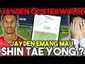 Shin Tae Yong Pantau Pemain Keturunan Indonesia Jayden Oosterwolde ⁉️ - Bedah Jayden Oosterwolde