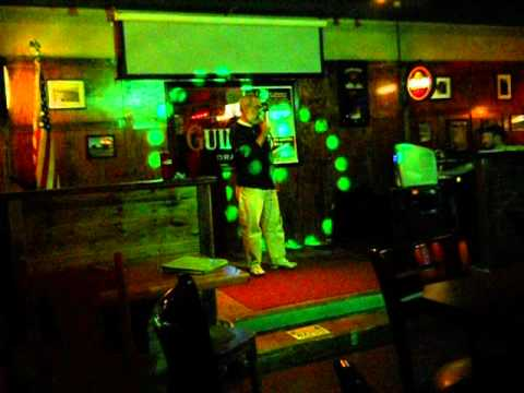 My Way Shomer  Karaoke.AVI January 23 2012
