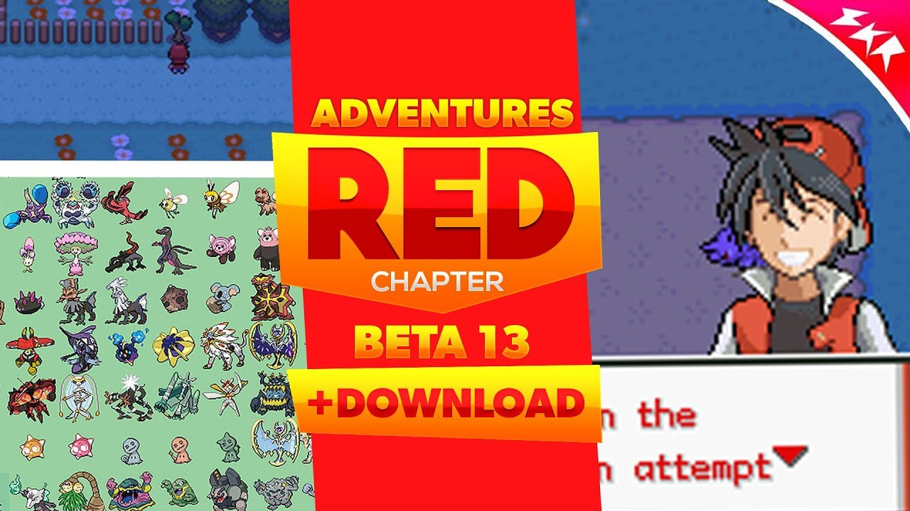 How to download pokemon adventures red chapter! Youtube.