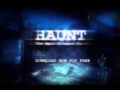 Haunt: The Real Slender Game OST - Main (Menu) Theme