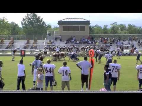 Tanner Cilento Linebacker Highlights #54