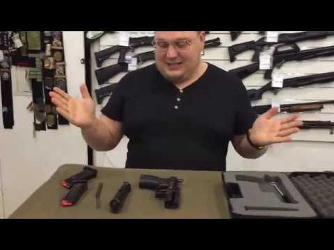 Травматический пистолет T910 Grand Power
