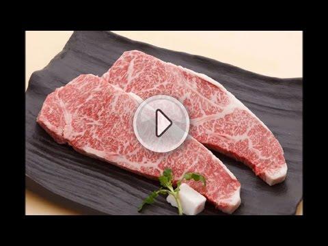 Как получают мраморную говядину