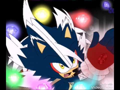 Super Sonic X Universe - Canvas by +Plus