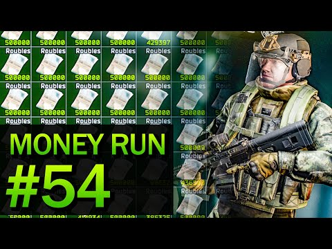EFT Labs Money Run #54 - A quick in and out with a bang