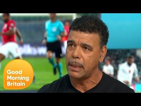 Chris Kamara on Tackling Racism in Football | Good Morning Britain