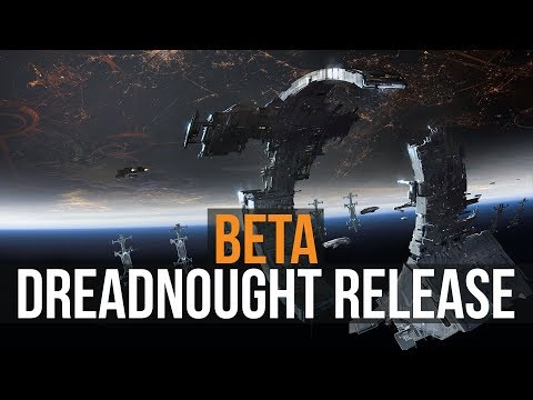 What is... Dreadnought?! (Space Combat!)