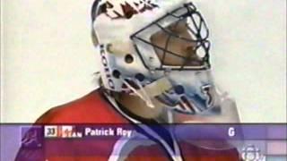 Andrei Mezin at 1998 Nagano Olympics vs Canada