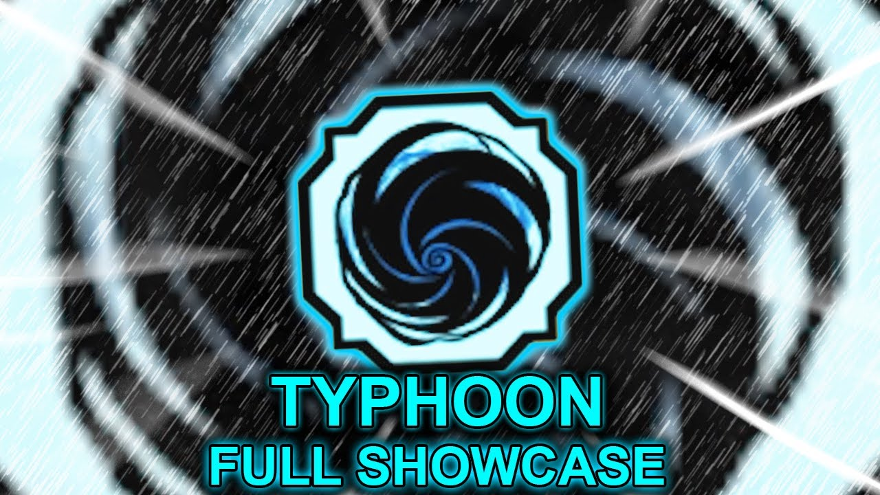 Download *Max* TYPHOON BLOODLINE FULL SHOWCASE! | Shindo Life | Shindo Life Codes