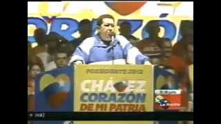 22 Sep 2012 Hugo Chávez en Valera, Trujillo