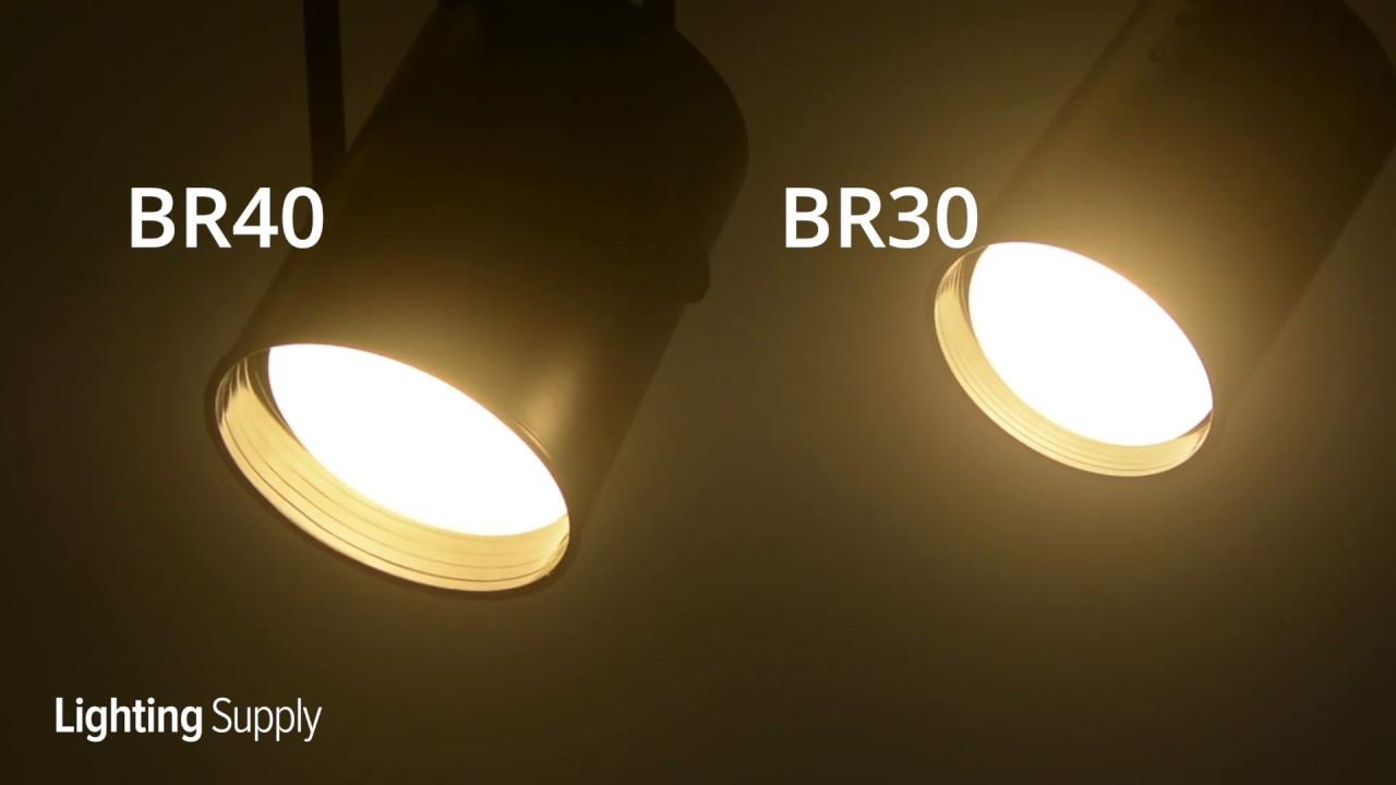 Bulbrite 75BR30P Pink 246075 75W BR30 Reflector 120 Volt Wide Flood 2 Pack