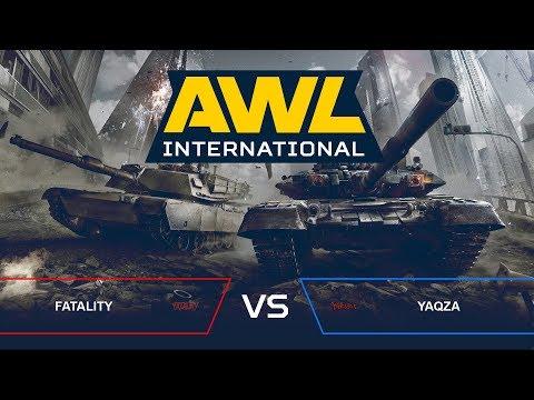AWL: International. Day 2