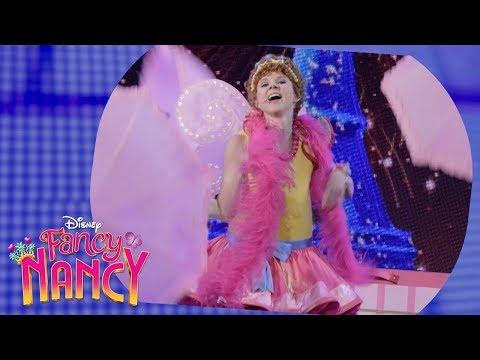 Fancy Nancy On Tour! | Disney Junior Dance Party