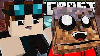 Minecraft | MY NEW PET DIRT BLOCK!! | Custom Map