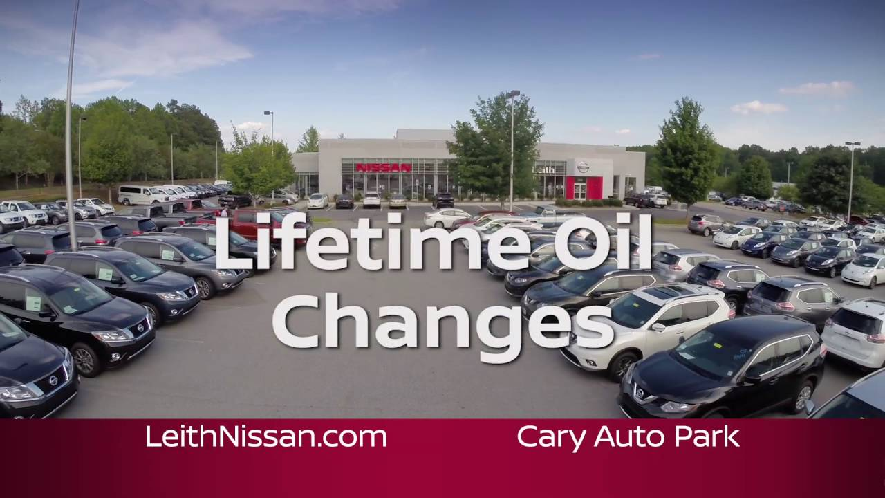 Leith Nissan - It\'s Easier Here! - YouTube