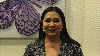 Golpean a Ana Gabriel en pleno Palenque de Querétaro (Video)