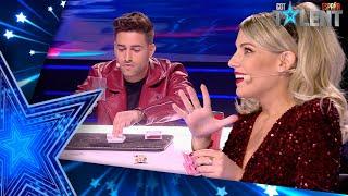 El TRUCO DE MAGIA que ha dejado a Risto Mejide SIN PALABRAS | Semifinal 03 | Got Talent España 2021