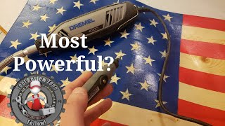 The most powerful Dremel Rotary Tool ever? Take a look at the Dremel 4300 and decide for yourself thumbnail